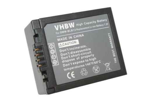 BATERIA para Panasonic Lumix dmc-gh1 dmcgh 1 batería