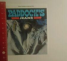 Aufkleber/Sticker: Paddocks Jeans (241016166)