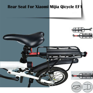 Rear Back Seat For Xiaomi Mijia Qicycle EF1 Smart Electric Scooter E-Bike Sporting Goods