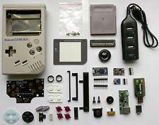 XXL Kit für Gameboy Zero - Raspberry Pi Zero Teile Bausatz Set