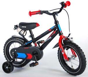 12 zoll fahrrad mit r cktritt und st tzr der kinderfahrrad jungen schwarz 81201 ebay. Black Bedroom Furniture Sets. Home Design Ideas