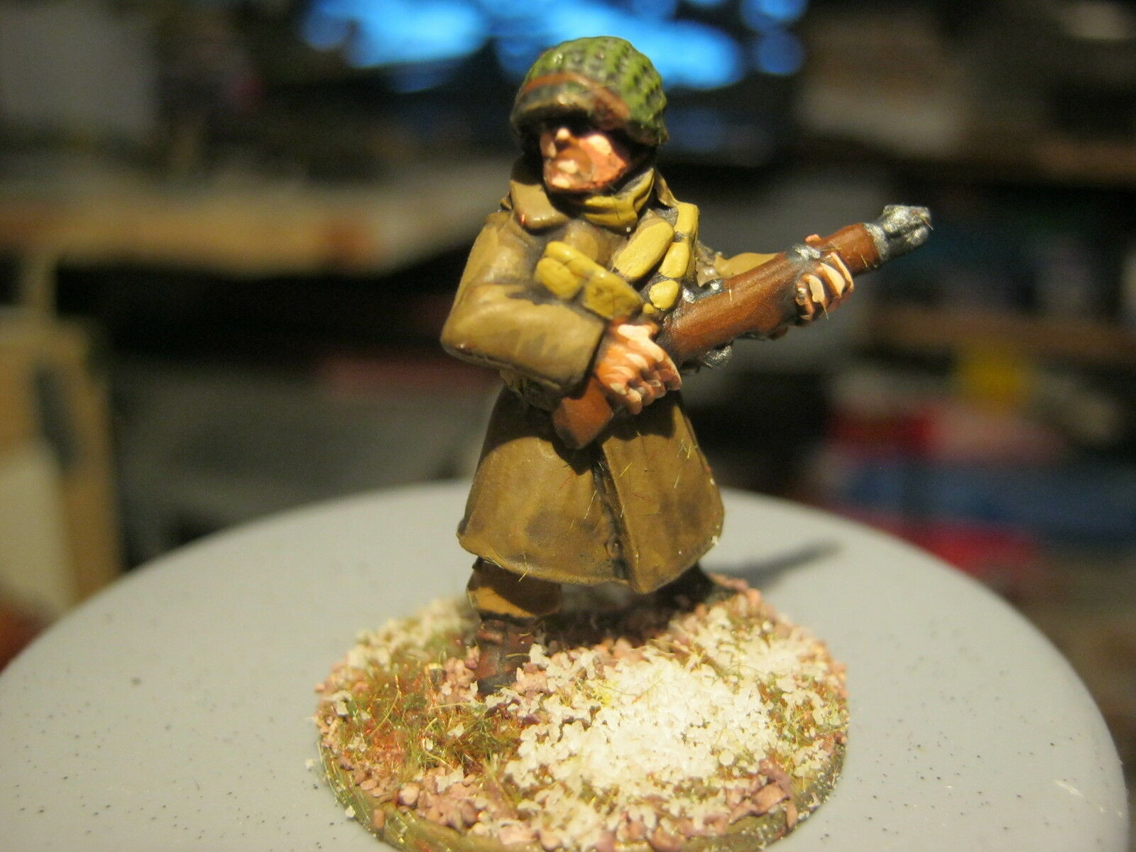 28mm WW2 Artizan US Infantry painted to order
