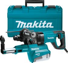 Makita Hr2661 1 Avt Sdsplus Rotary Hammer With Hepa Dust Extractor Dhandle