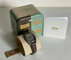 FOSSIL-WALLACE-CLASSIC-GRAY-GREY-GENUINE-LEATHER-STRAP-WATCH-ES3128-125-SALE