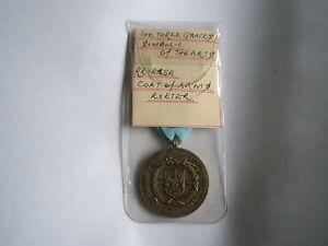 FidèLe Les Trois Grâces Médaille Voir Description-afficher Le Titre D'origine