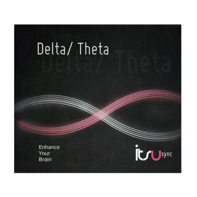 Itsu Sync Delta & Theta Binaural Beats CD - Sleep Meditation Improved Memory