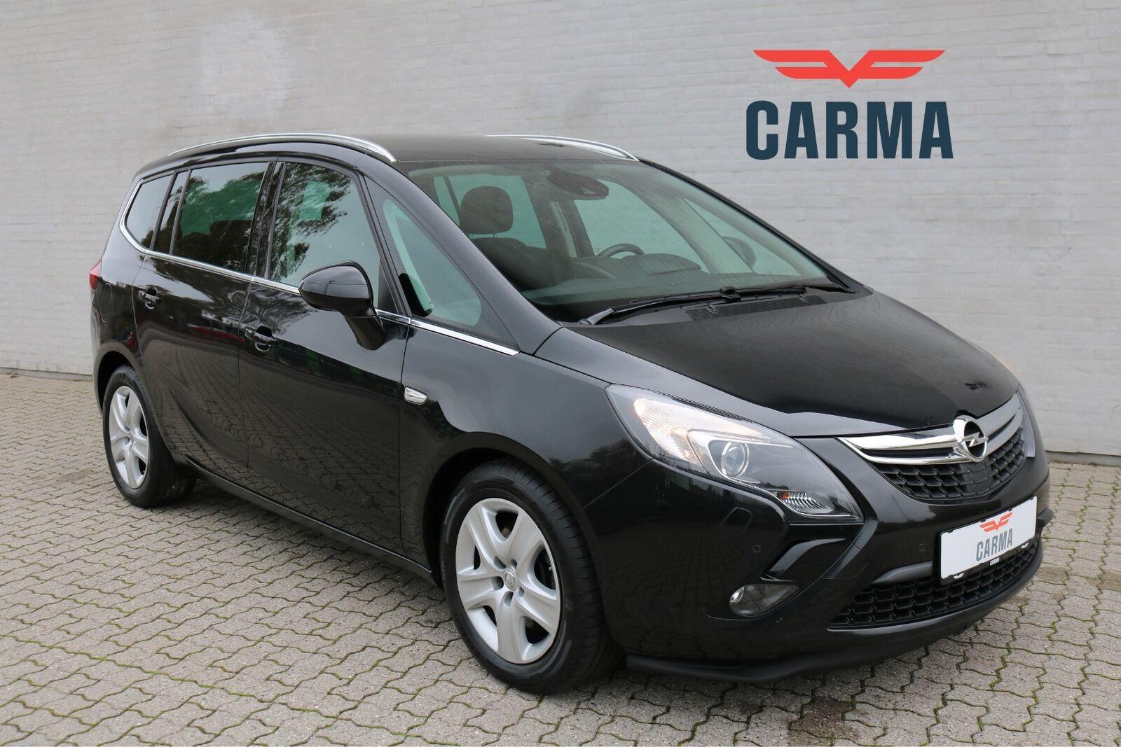 Opel Zafira Tourer 2,0 CDTi 170 Enjoy aut. 5d - 229.900 kr.