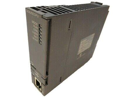 Mitsubishi Q03UDCPU PLC Module 1 Year for sale online