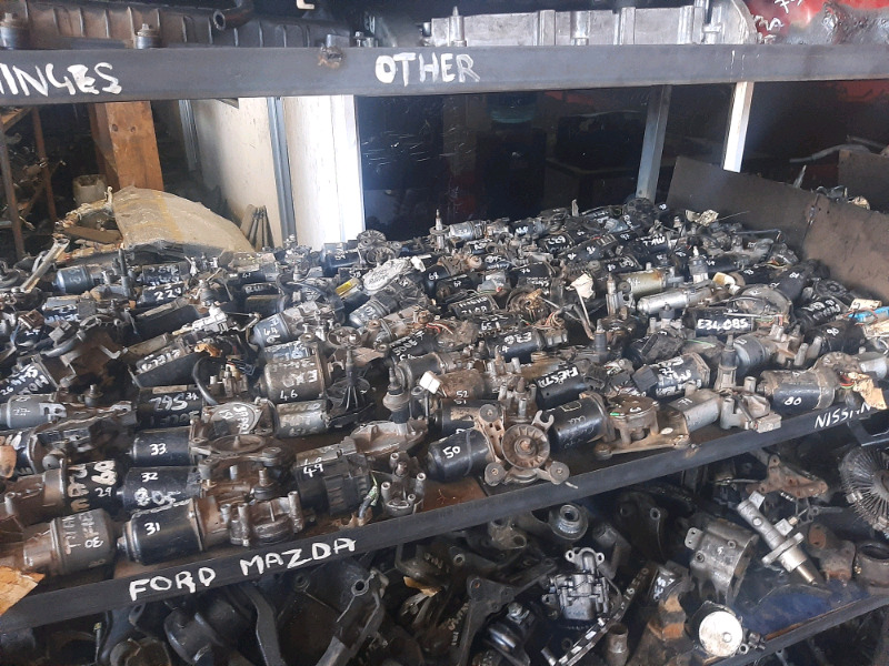 Wiper motors for most cars for sale