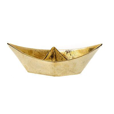 "/""Sun of Vergina/"" Decorative Skeleton Key Large Paper Weight Handmade Metal,Gold"