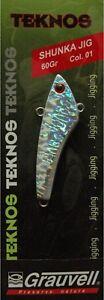 Jig-Grauvell-TeKnos-Shunka-60g-couleur-01-argent-reflet-holographique-multicolor