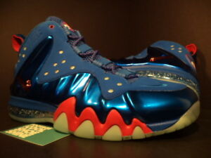 half off cf45a afdf7 Image is loading Nike-Air-BARKLEY-POSITE-FOAMPOSITE-MAX-1-76ERS-