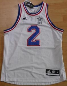 ac392ec9d NBA All-Star Game 2015 East Kyrie Irving  2 Adidas Rev30 AUTHENTIC ...