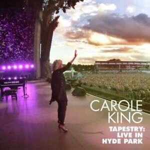 King-Carole-Tapestry-Live-IN-Hyde-Park-CD-DVD-Nuovo-CD