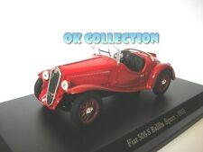 1:43 FIAT 508 S BALILLA SPORT - 1933 _ (10)