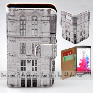 For-LG-Series-Mobile-Phone-Vintage-Building-Theme-Print-Wallet-Phone-Case-Cover
