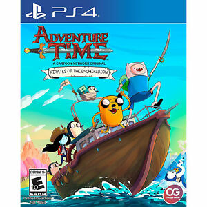 Adventure Time: Pirates of the Enchiridion Playstation 4 [Brand New]