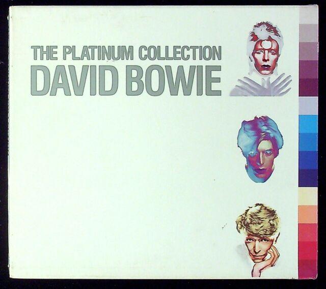 David Bowie - Platinum Collection The (2005) 3 CD Box Set