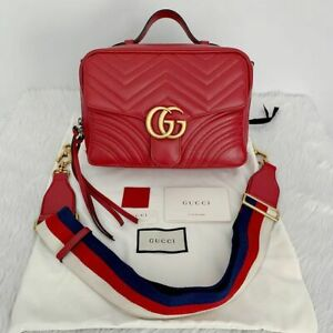 GUCCI Marmont Top Handle