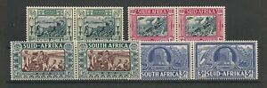 South-Africa-1938-Vortekker-Memorial-Set-Mint-Hinged