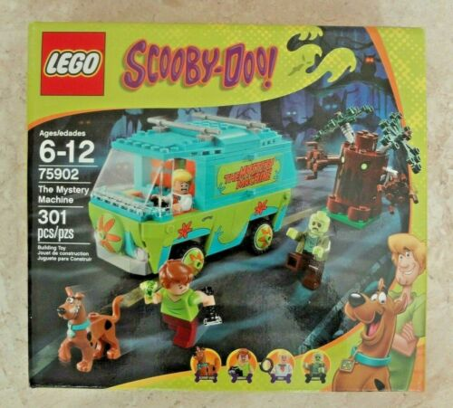 LEGO 75902 Factory The Mystery Machine BRAND NEW SEALED RETIRED