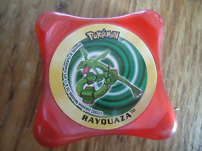* Rayquaza # 95 * Waps Pokemon Advanced Panini Laser Pmce Collector 2003