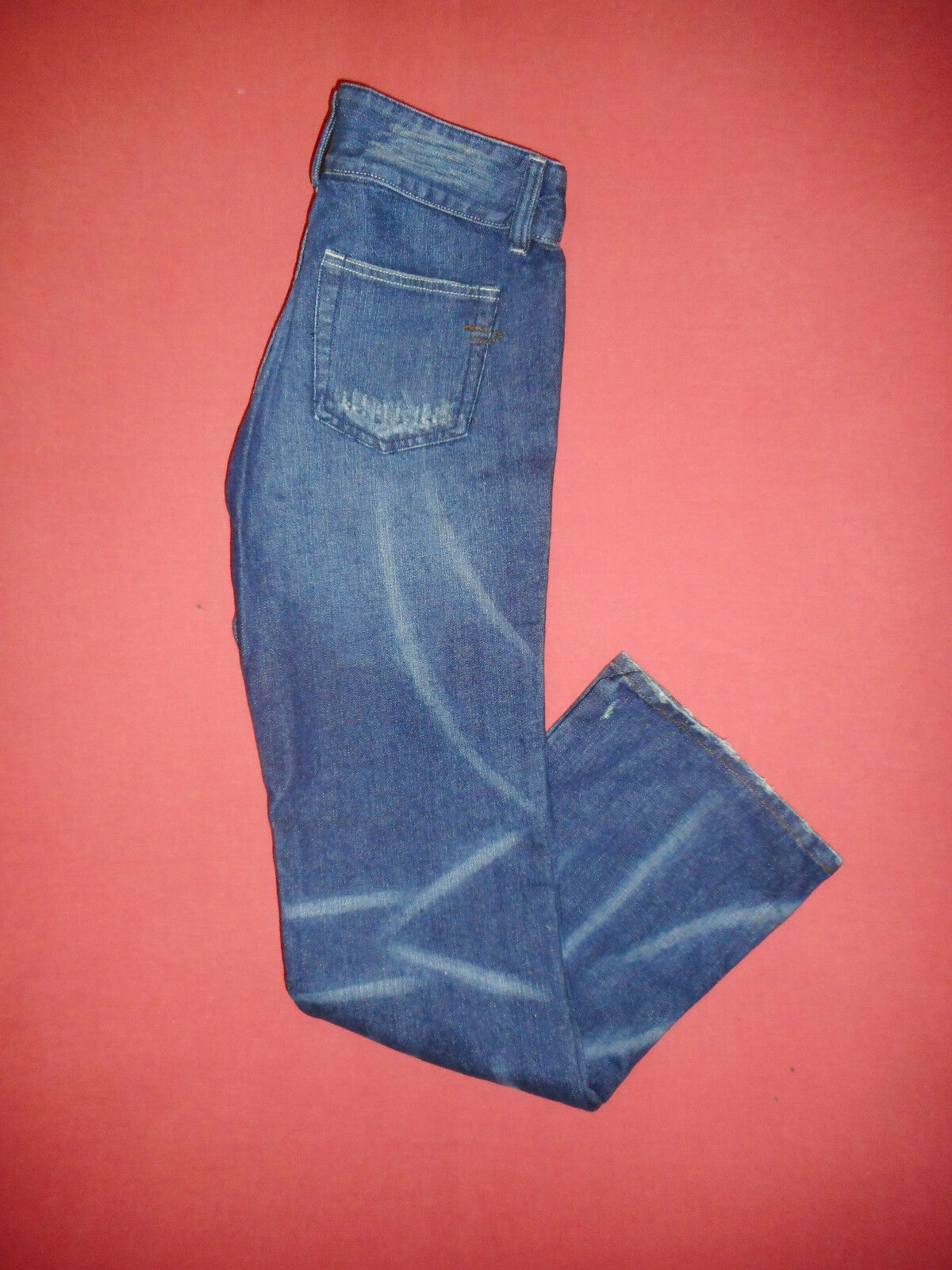 BNWT Diesel HUSH DSL - W30 L33 Bootcut - Ladies Womens bluee Denim Jeans - B222