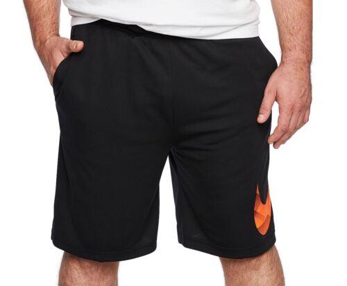Nike Men/'s Shorts Training Dri-fit Red Black Grey Blue 3XL 3XLT 4XL or 4XLT $40