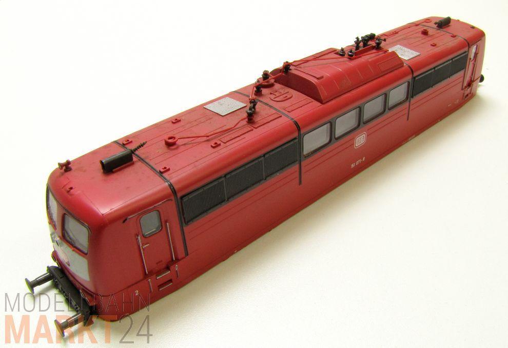 Chassis di ricambio ad esempio per Roco 43380 Elektrolok 151 traccia 071-8 h0 1 87