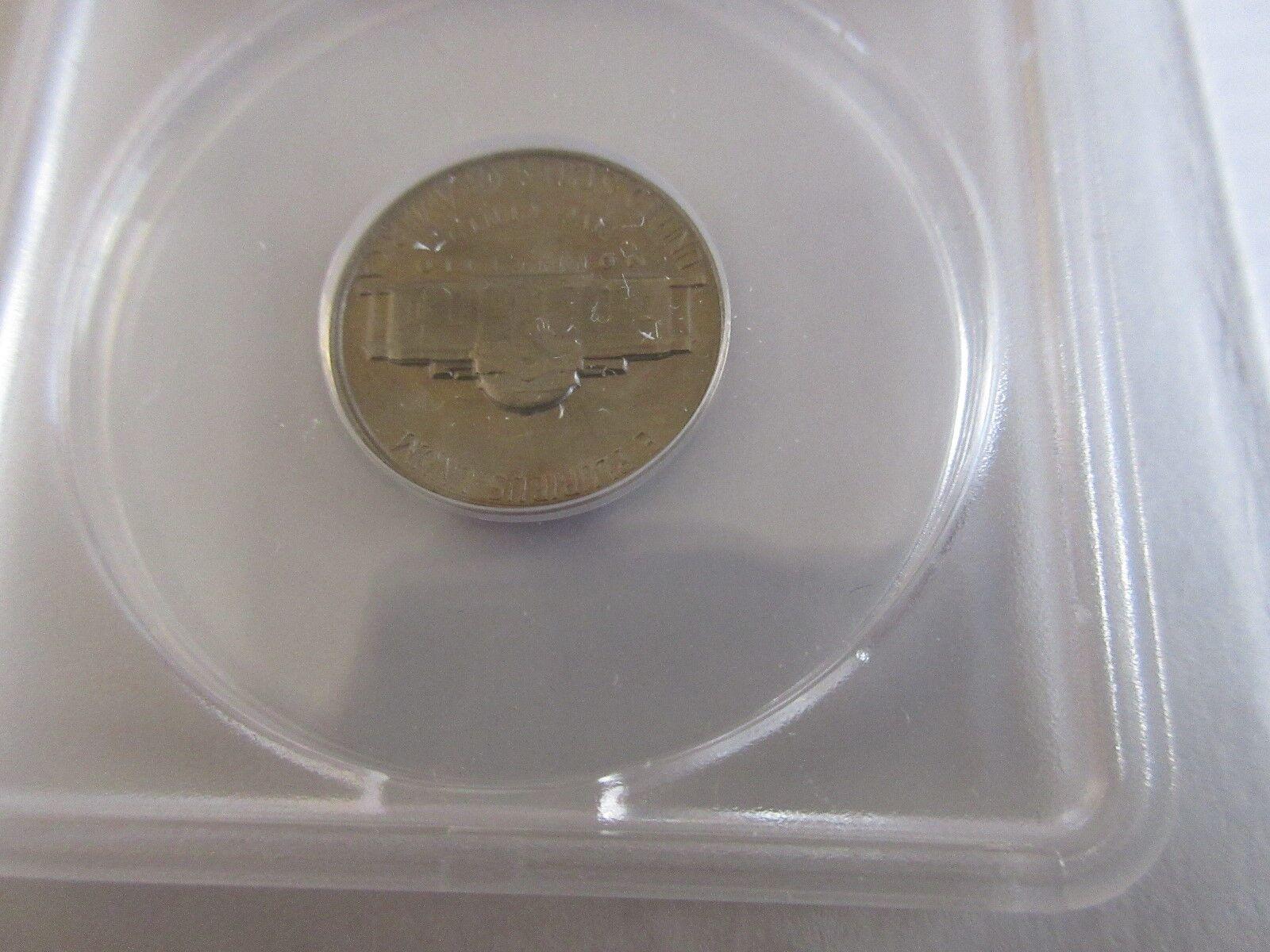 1967 , Jefferson Nickel , MS 66 , Anacs