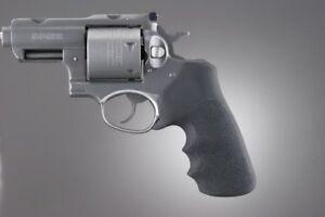 Details about Hogue Ruger GP100/Super Redhawk Grip-Rubber Recoil Tamer  Pistol Grip-80020