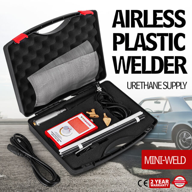 Urethane Supply Polyvance Mini-Weld Model 7 Airless Plastic Welder 5700HT