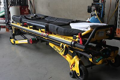 Stryker M1 Roll In System 6100 Medical First Aid Ambulance Cot Stretcher