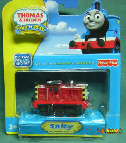 SALTY THOMAS /& FRIENDS TAKE n/' PLAY