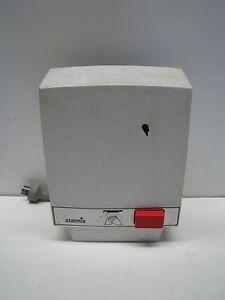 Starmix bathroom automatic hand dryer ebay for Bathroom hand dryers electric