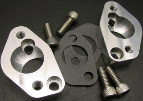 331 354 392 Chrysler hemi B//B Chevy water pump adapters