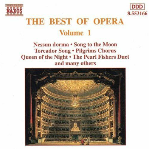 1 of 1 - The Best of Opera, Vol. 1 (1995)G-162