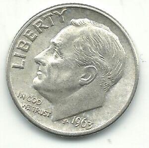 1956 P/& D Roosevelt BU Dime 2 Coin Set