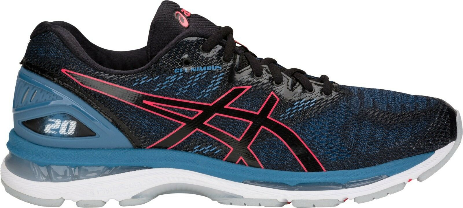 newest ac2a8 878df BARGAIN    Asics Asics Asics Gel Nimbus 20 Mens Running Shoes (D