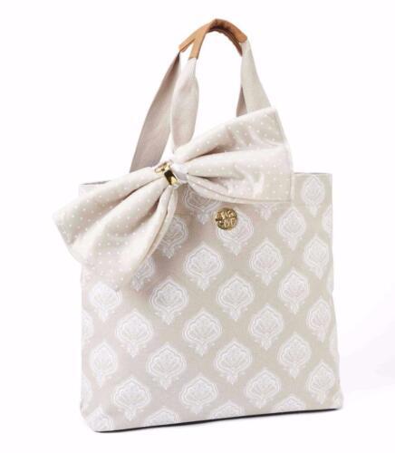 Mud Pie Jaipur Essential Bundle of Joy Baby Diaper Travel Bag Tan 8613135 New