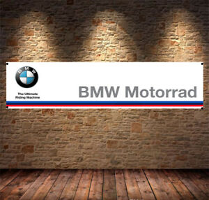 bmw-motorrad-riding-Garage-Banner-PVC-Sign-Workshop-office-pit-lane-mancave