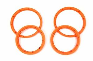 Felgenringe Set, innen & außen fluoreszierend orange 5T - LOSB 45007