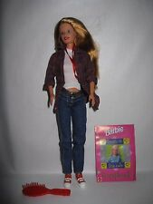 Becky Friend Of Barbie I'm The School Photographer Doll