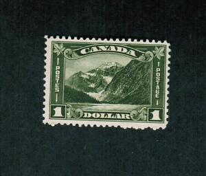 1930  #  177 * TBE  VFH TIMBRE CANADA STAMP  -  MOUNT EDITH CAVELL