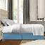 Premium-Luxury-Dust-Ruffle-Brushed-Microfiber-Pleated-Tailored-Bed-Skirt-14-Drop thumbnail 16