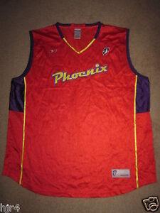 Phoenix-Mercury-Reebok-ORANGE-WNBA-Jersey-2XL-2X
