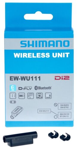 Shimano EW-WU111 DI2 D-Fly ANT Bluetooth Wireless Unit NIB