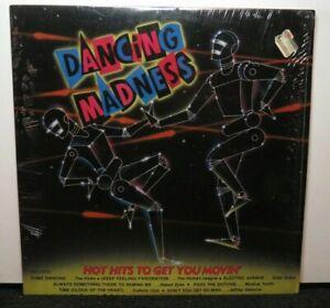 K-TEL-DANCING-MADNESS-THE-KINKS-NAKED-EYES-VG-TU-3090-LP-VINYL-RECORD