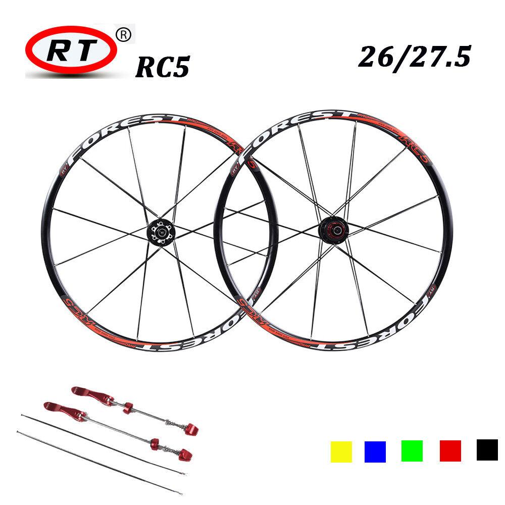 Wheelset Mountain Bike Sealed Bearings Wheel Rims Carbon Hub Six Star 26  27.5