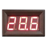 New Rot Multimeter LED Panel Meter Mini Digital Voltmeter DC 0V To 99.9V